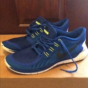 NIKE - Free 5.0 Running Shoes